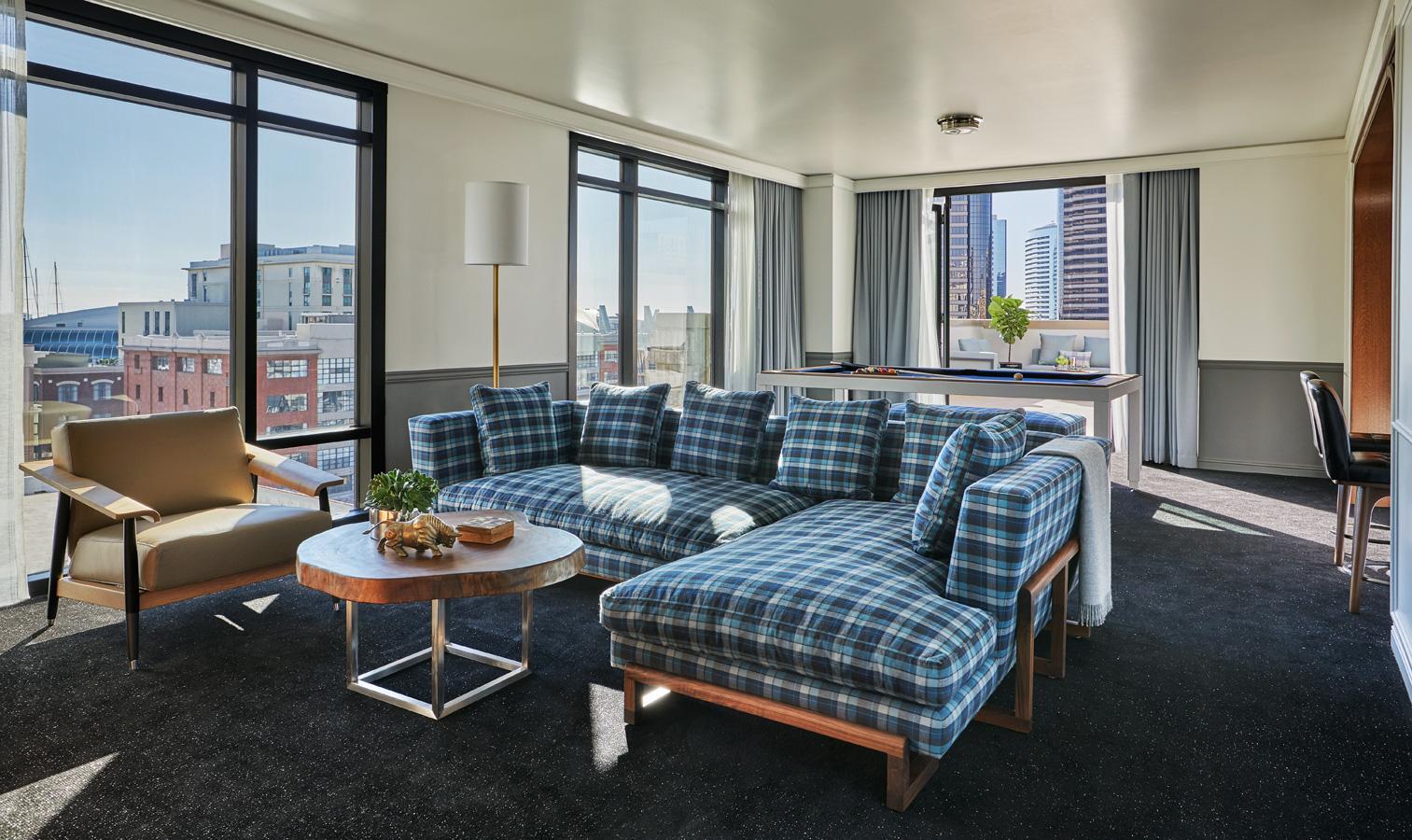 The Living Room San Diego Pendry San Diego