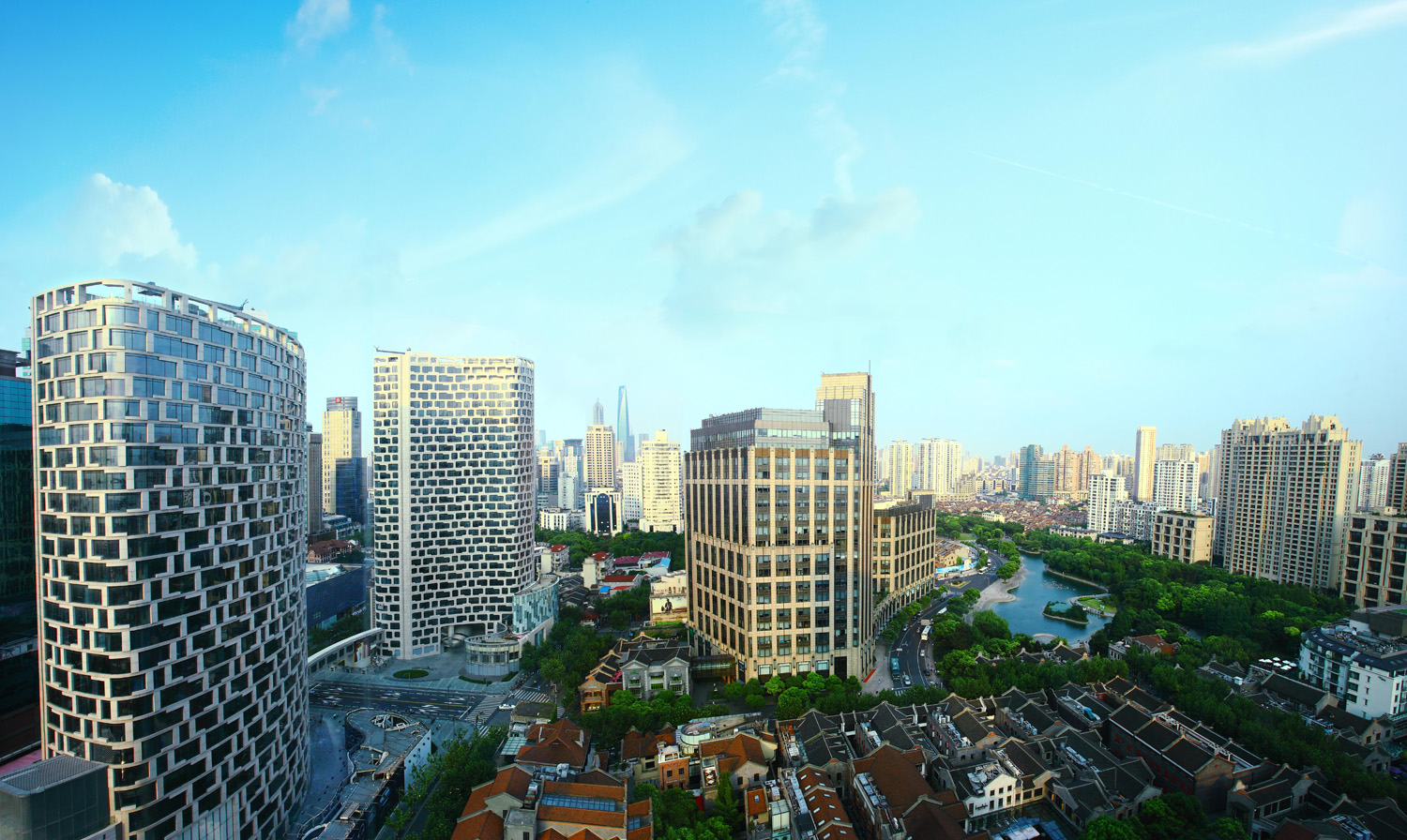 Andaz Xintiandi Shanghai Frosch Collection Hotels And Resorts