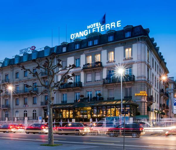 Hôtel d'Angleterre Geneva
