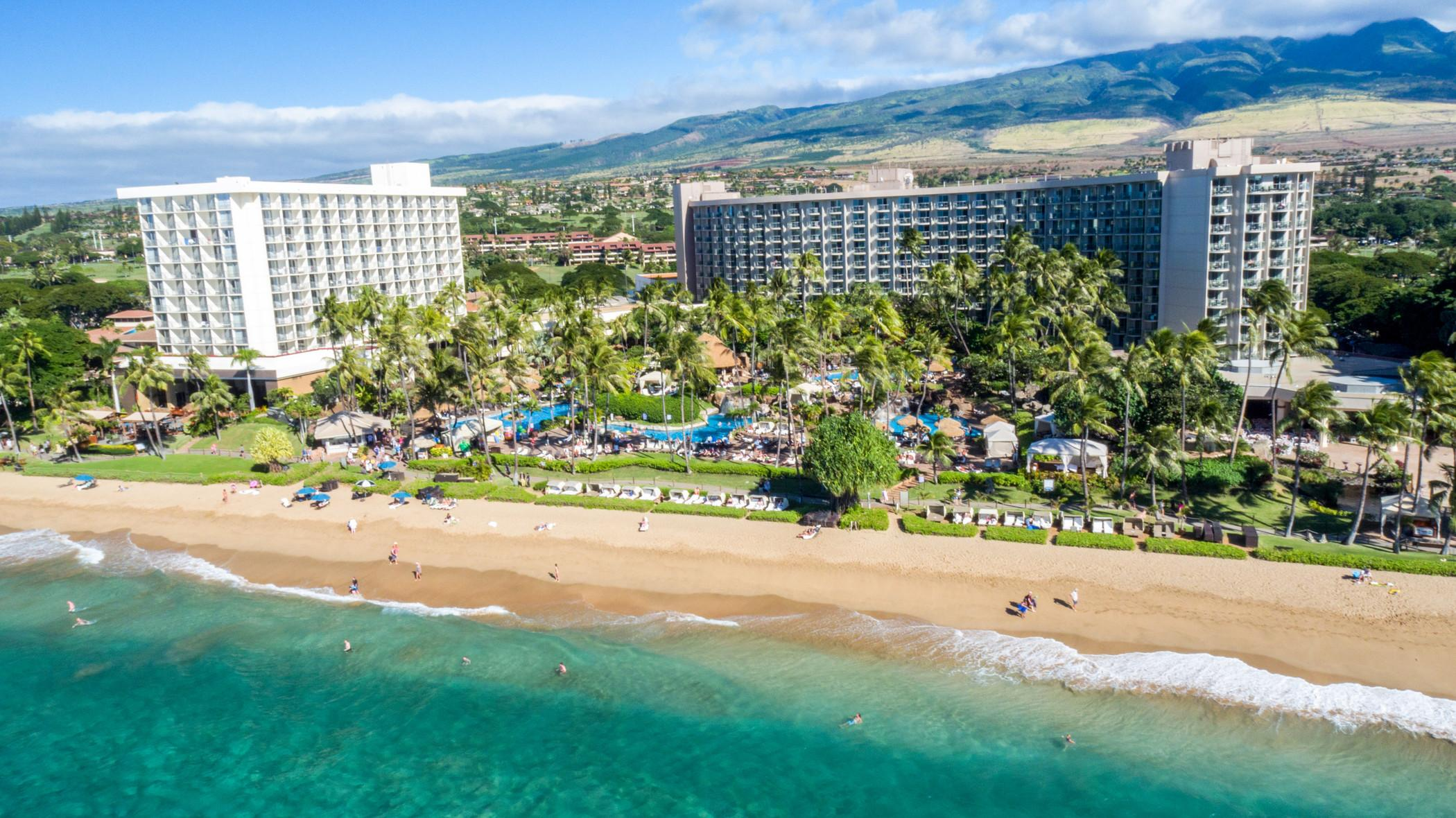The Westin Maui on Ka'anapali Beach