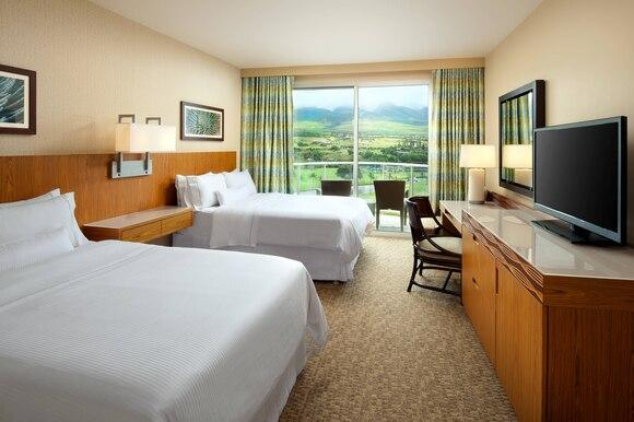 Golf/Mountain View room